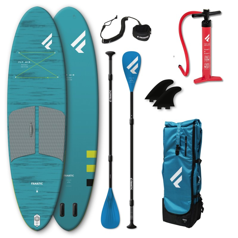 FANATIC – PACKAGE FLY AIR POCKET/PURE 2021