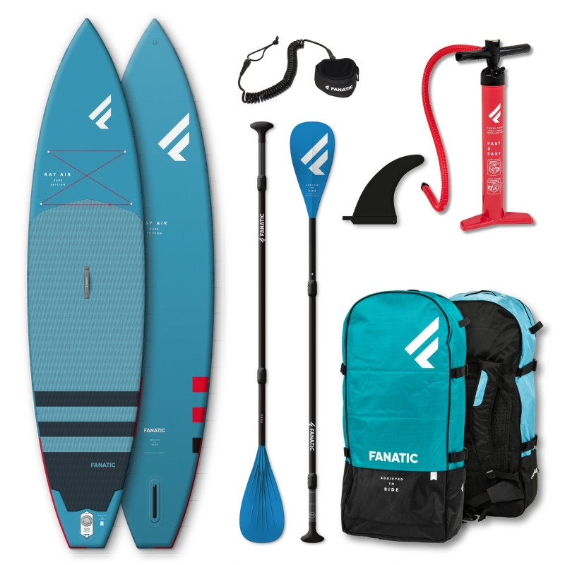 FANATIC – PACKAGE RAY AIR/PURE 2021